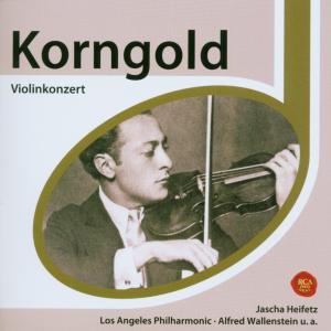 jascha heifetz - esprit/violinkonzert (rca red s.)