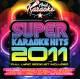 karaoke super karaoke hits 2011 (cd)