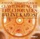 karosi/wellner/ryder/canto armonico clavier�bung iii-die chor?le