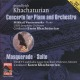 khachaturian,aram concerto for piano and orchestra