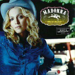 madonna - music (warner)