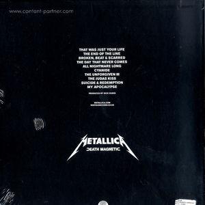metallica - death magnetic (ltd.vinylbox)