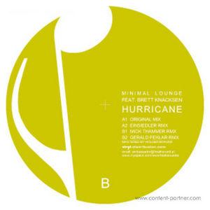 minimal lounge feat brett knacksen - hurricane, mick thammer & einsiedler rmx