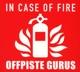 offpiste gurus in case of fire