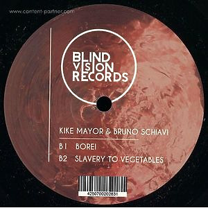 s-ampel, kike mayor & bruno schiavi - bvr004 (blind vision records)