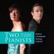 schumann,nina/magalhaes,luis two pianists (werke f�r 2 klaviere)