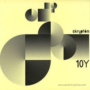 """skryptöm - 10y part 2 (2x12"""") (skryptöm records)"""