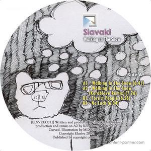 slavaki - walking in the snow (korablove rmx) (elusive)
