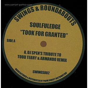soulfuledge - took for granted (swings & roundabouts)