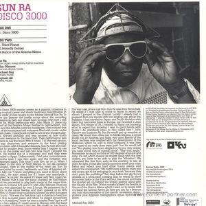 sun ra - disco 3000