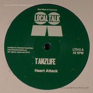 tanzlife - heart attack / cold fire (LOCAL TALK)