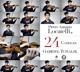 tchalik,gabriel 24 caprices for violin