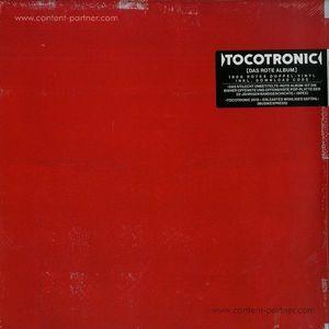 tocotronic - tocotronic (das rote album) (vertigo berlin)