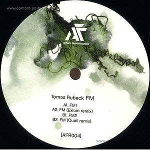 tomas rubeck - fm (animal farm)