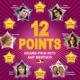 various 12 points-grand-prix-hits auf deutsch,vo