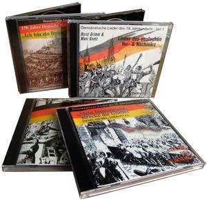 various - demokratische lieder des 19.jahrhunderts
