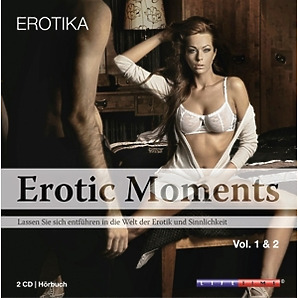 various - erotic moments 1 & 2 (lifetime)