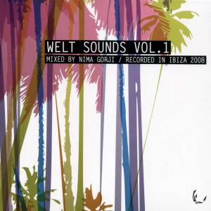 various/nima gorji - welt sounds vol.1 (ibizarre)