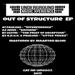 various - out of structure ep (underground-music-xperience)