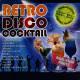 various retro disco cocktail