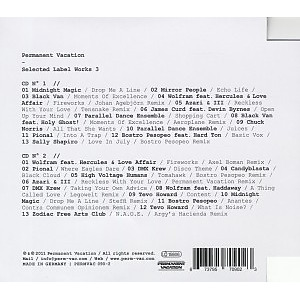 various - selected label works 3