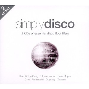 various - simply disco (2cd) (union square music)