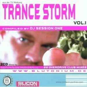 various - trance storm vol. 1 (blutonium)