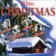 various white christmas-original art