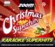 various zoom karaoke christmas superhits