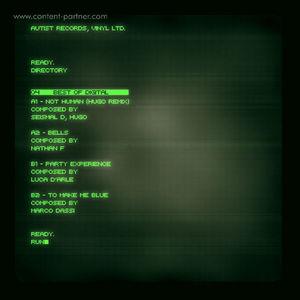 various artists - best of digital (incl hugo rmx)
