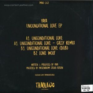 yaya - Unconditional Love EP