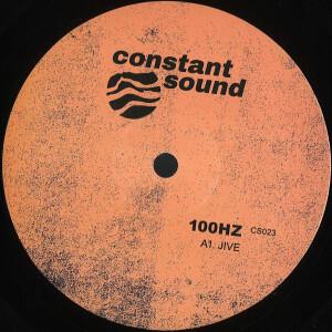 "100hz - Jive (140 gram vinyl 12"")"