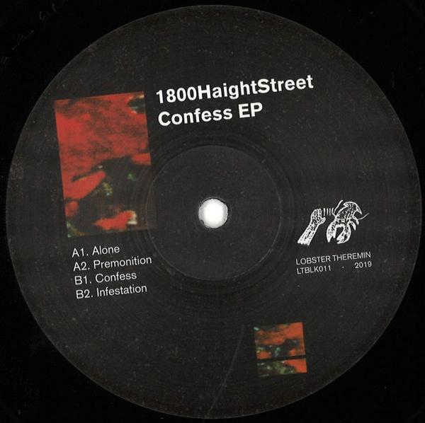 1800HaightStreet - Confess EP