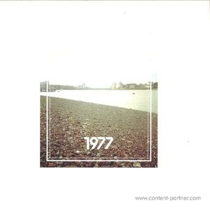 1977 - Textures EP  Ltd Ed. 300 Units Sleeve