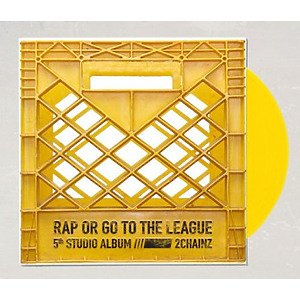 2 Chainz - Rap Or Go To The League (2LP)