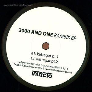 2000 and One - Rambik Ep