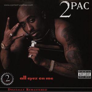 2Pac - All Eyez On Me (4LP Reissue, Rem.)