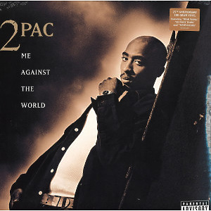 2Pac - Me Against the World (25th Anniv. Edition 2LP)