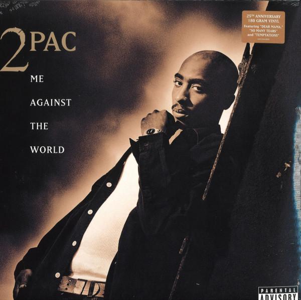 2Pac - Me Against the World (25th Anniv. Edition 2LP)