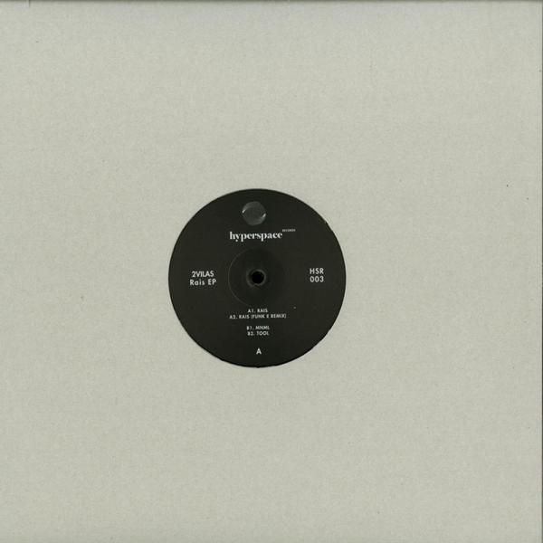 2Vilas - Rais EP (Incl. Funk E Remix)