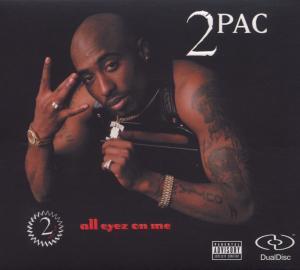 2pac - all eyez on me (dual disc)