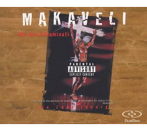 2pac - makaveli the don killuminati (dual disc)