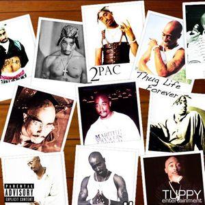 2pac - thug life forever