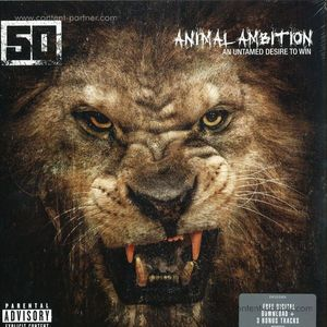 50 Cent - Animal Ambition: An Untamed Desire To Wi