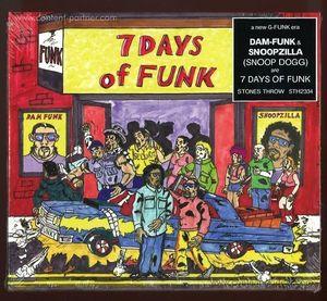 7 Days Of Funk (Snoop Dogg & Dam Funk) - 7 Days Of Funk