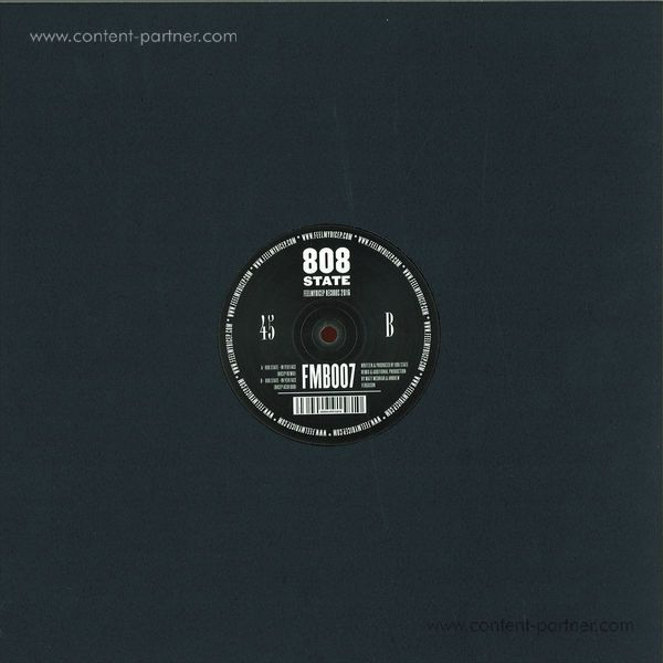 808 State - In Yer Face (Bicep Remixes) (Back)