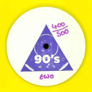 90's Wax - 90's Wax Two