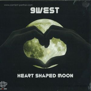 9West - Heart Shaped Moon (LP)