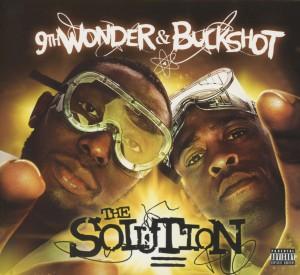 9th wonder & buckshot - the solution