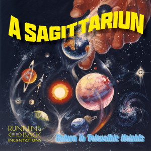 A Sagittariun - Return To Telepathic Heights (LP, Gatefold)
